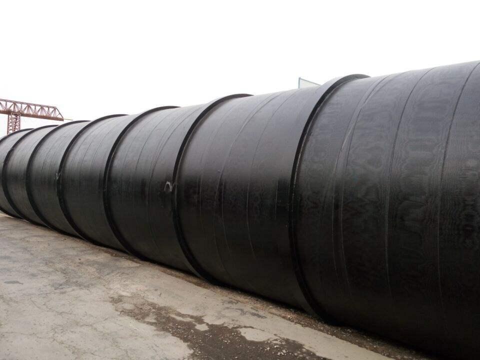 螺旋焊接钢管2