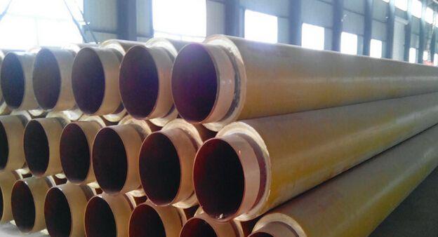 钢套钢保温钢管厂家