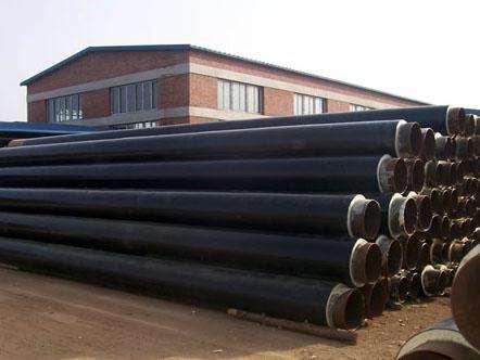 钢套钢保温钢管